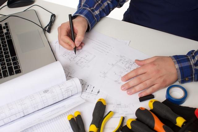 電気設備工事技術者